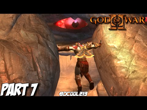 GOD OF WAR 2 GAMEPLAY WALKTHROUGH PART 7 ATLAS – PS3 LET'S PLAY