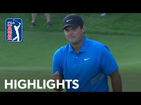 Patrick Reed's Highlights   Round 4   THE NORTHERN TRUST 2019