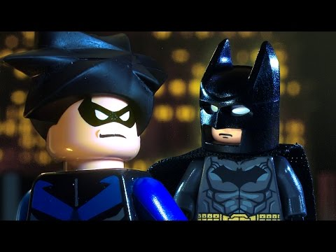 Lego Batman Returns