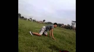 Latihan beatdown,karawangan budak bandung