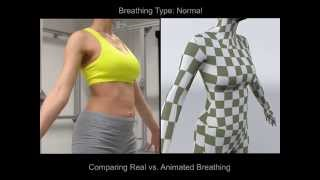 Breathing Life into Shape (SIGGRAPH 2014)