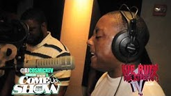 CASSIDY & AR-AB FREESTYLE ON COSMIC KEV COME UP SHOW