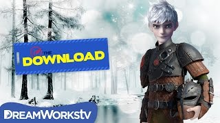 Jack Frost Style Swap | THE DREAMWORKS DOWNLOAD