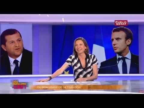 Emmanuel Macron a trahi François Hollande