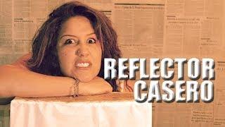Construye tu Propio Reflector Casero [Softbox-DIY]