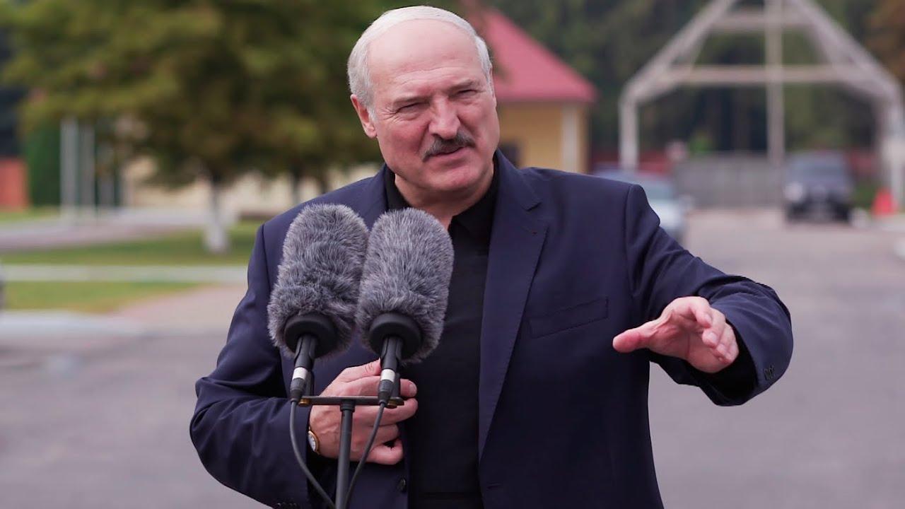 Лукашенко: Атакуют Россию прежде всего! Но хотят смять нас!