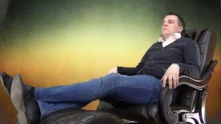 видео Массажные кресла качалки