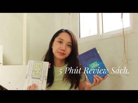 5 (hay thực ra là 6) phút review sách | Tôi, tương lai và thế giới / Tôi đi tìm tôi | Thảo Nguyên |