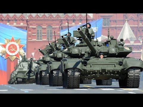 9 мая, 2015, Москва - Cамый грандиозный Парад Победы, запись прямой трансляции, Россия