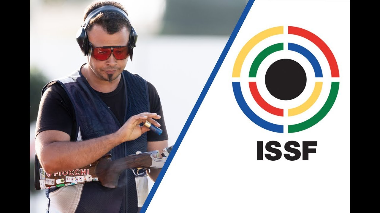 Download Interview with Aaron HEADING (GBR) - 2018 ISSF World Cup Stage 5 in Siggiewi (MLT)