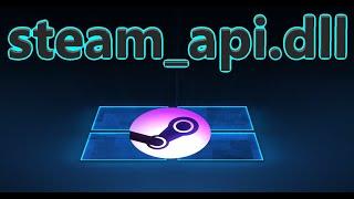 Система не обнаружила steam_api.dll в Windows 10