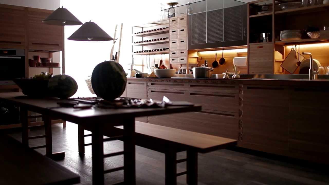 SineTempore kitchen - YouTube