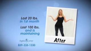 Kelly Johnson Ageless Center Medical Weightloss Testimonial