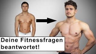 Vom Lauch zum Muskelprotz? Muskelaufbau ohne Ernährungsplan?