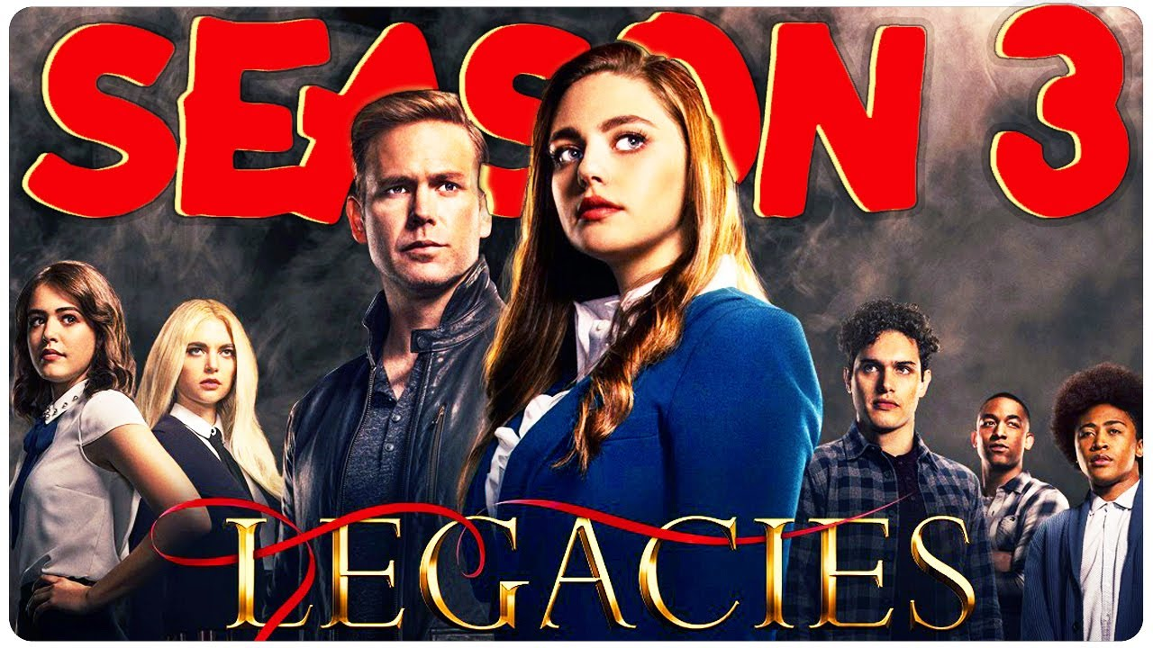 Download LEGACIES Season 3 Is About To Change Everything