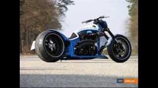 Мото тюнинг - лучшие тюнингованные мотоциклы мира(, 2015-08-12T10:40:53.000Z)