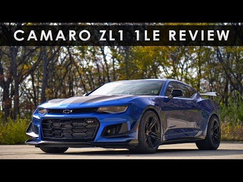 Review 2018 Chevy Camaro ZL1 1LE Over the Limit
