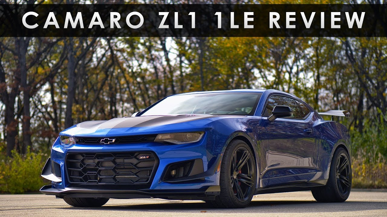 review 2018 chevy camaro zl1 1le over the limit youtube. Black Bedroom Furniture Sets. Home Design Ideas