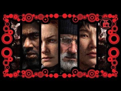 Overkill's The Walking Dead  All 4 Character s Aidan, Maya, Grant & Heather