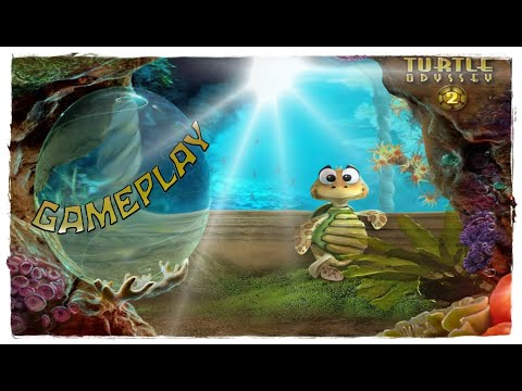 Turtle Odyssey 2 (2011) Win_PC_jump´n´run_platformer_action_adventure |