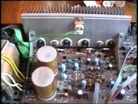 Grundig V7200 Amplifier
