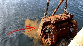 5 Cosas Increíblemente Extrañas Recuperadas Del Fondo Del Mar
