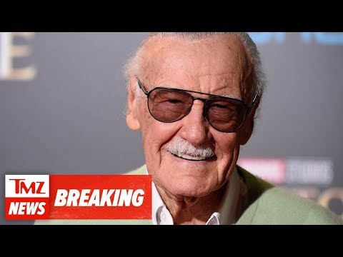 Marvel Comics Co-Creator Stan Lee Dead at 95 | TMZ
