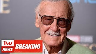 Marvel Comics Co Creator Stan Lee Dead At 95 Tmz
