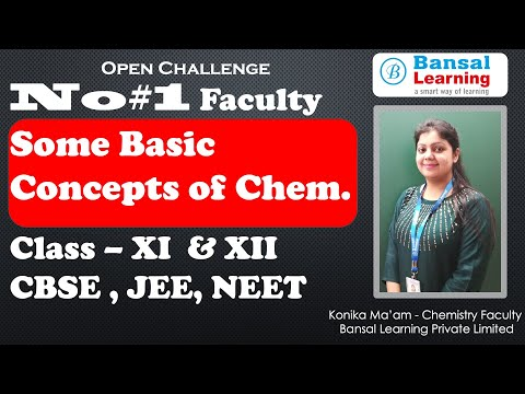 some-basic-concepts-of-chemistry-,-class-xi-by-konika-mam-www.bansal.live