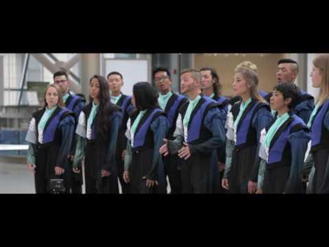 2016 Blue Devils I&E - Vocal Ensemble - Hallelujah