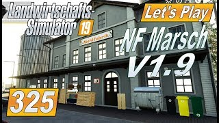 "[""Landwirtschafts-Simulator 19"", ""LS19"", ""Farming Simulator 2019"", ""LetsPlay"", ""Let's Play"", ""FS19"", ""Nordfriesische Marsch mod map"", ""#325"", ""Version 1.9""]"