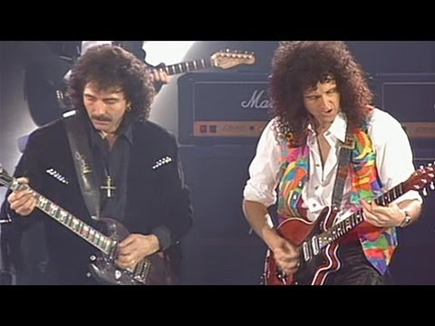 Queen  Roger Daltrey  Tony Iommi - I Want It All 1992