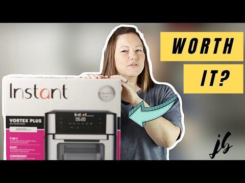 Instant Pot Vortex Plus Air Fryer Review