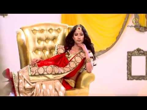 How To Wear Rajranee Saree Style