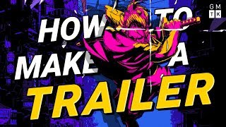 How to Make an Indie Game Trailer | Game Maker's Toolkit