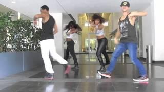 Клубные танцы гоу-гоу, go go dance НО НАВЕРНО это батл в школе
