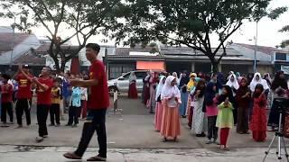 "Senam Quran Camp ""Yo yo Ayo Islami"" Mabit Formal-in 2018"