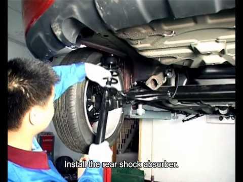 Видео замена задних стоек чери амулет амулет шамбала