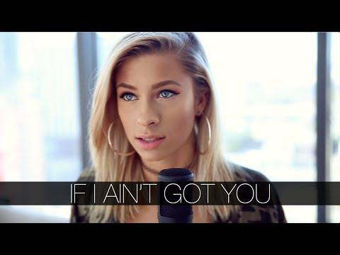 Alicia Keys - If I Ain't Got You (Andie Case Cover)