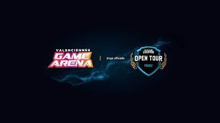 Open Tour France - Étape Valenciennes Game Arena