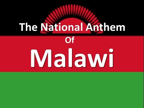 The National Anthem of Malawi with Lyrics