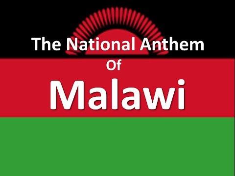 The National Anthem of Malawi with Lyrics