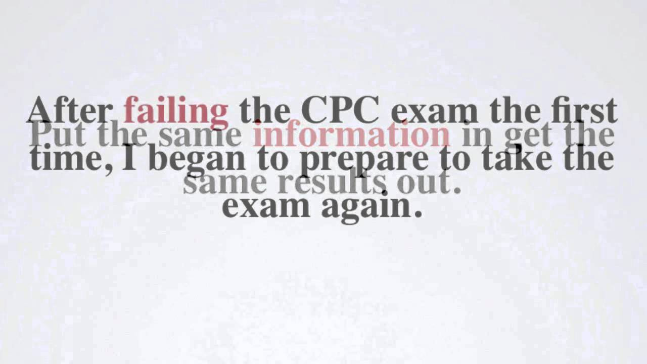 How To Pass The Medical Coding CPC Exam From AAPC With Free Practice Questions