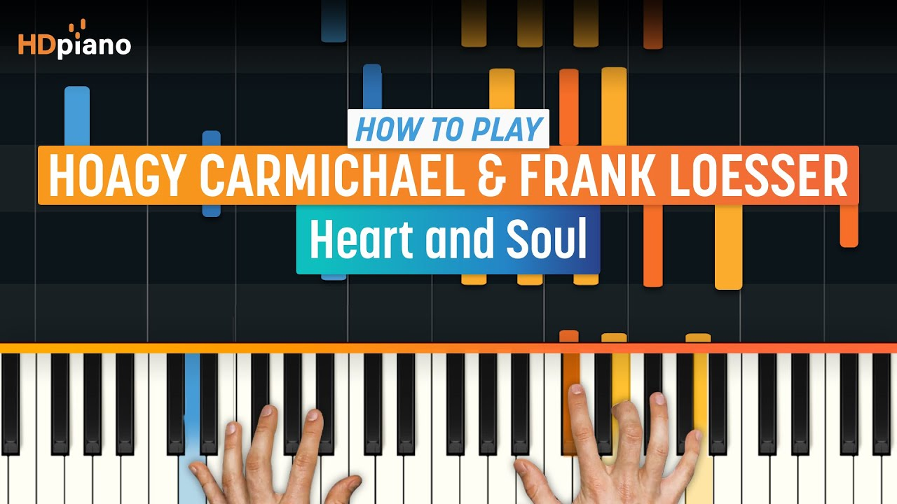 Piano Soul Heart Tutorial And