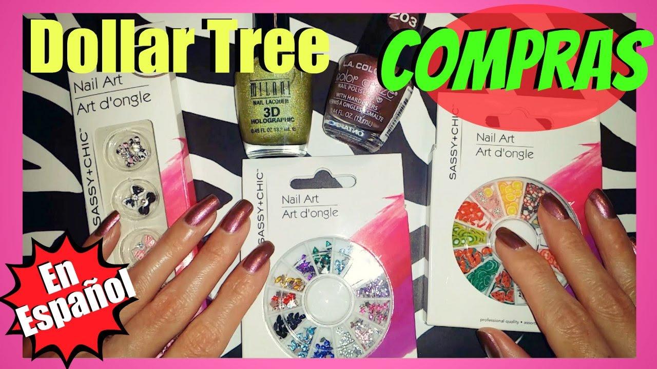 Haul Dollar Tree - Esmaltes Milani, LA Colors y más ...