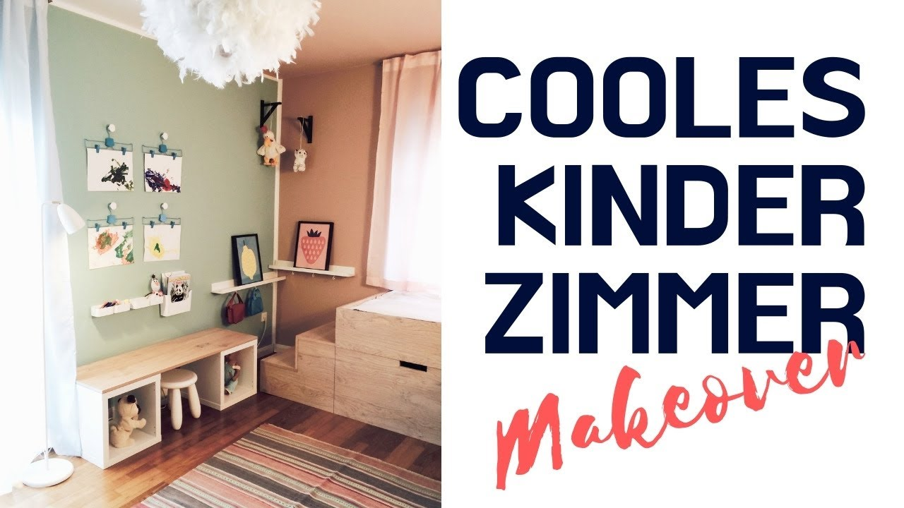 Kinderzimmer Design Cooles Kinderzimmer Make Over Mit Emell Gök Che