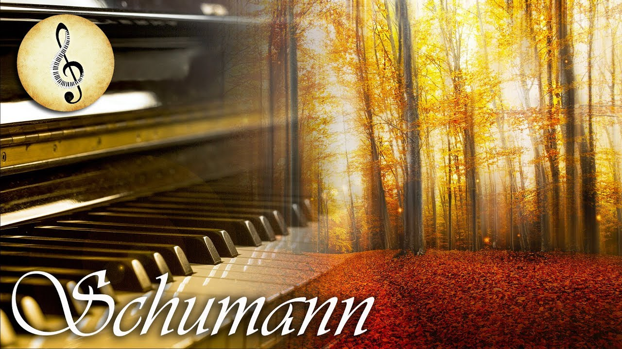 Schumann Classical Music for Studying | Relaxing Piano Music | Study Music for Reading Concentration