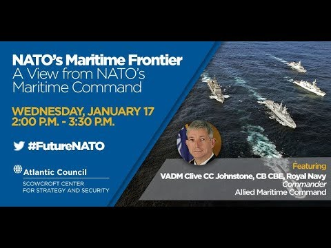 NATO's Maritime Frontier: A View from NATO's Mar