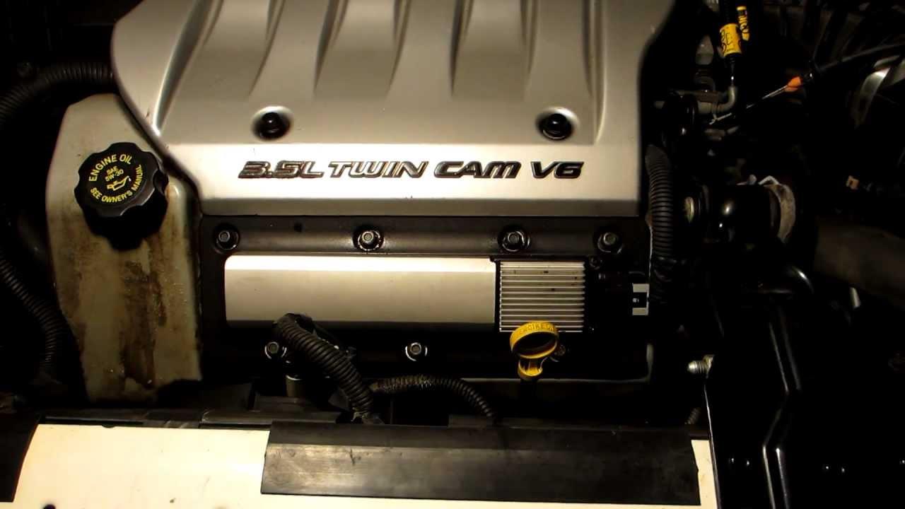 2001 Oldsmobile Aurora Engine Diagram