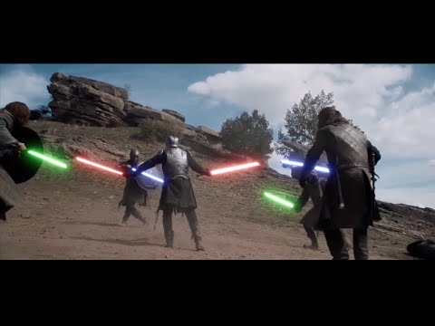 Tower of Joy - Jedi Battle (Game of Thrones + Star Wars)